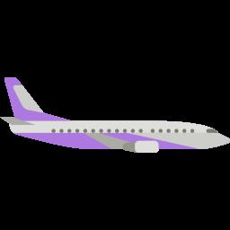 aereo-viola