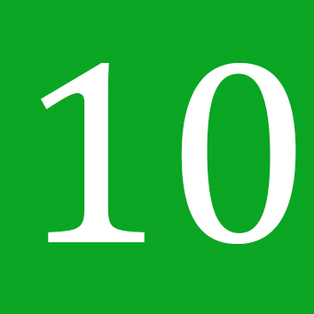 10 Verde