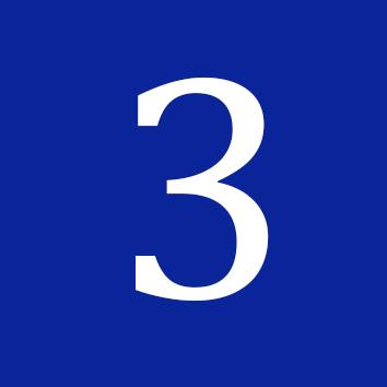 3 blu