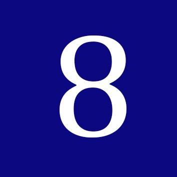 8 Blu