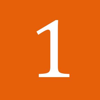 1 arancio
