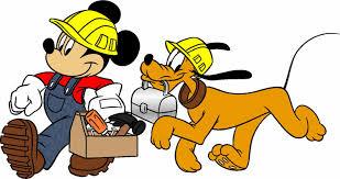 Lavori-in-corso (Topolino e Pluto)