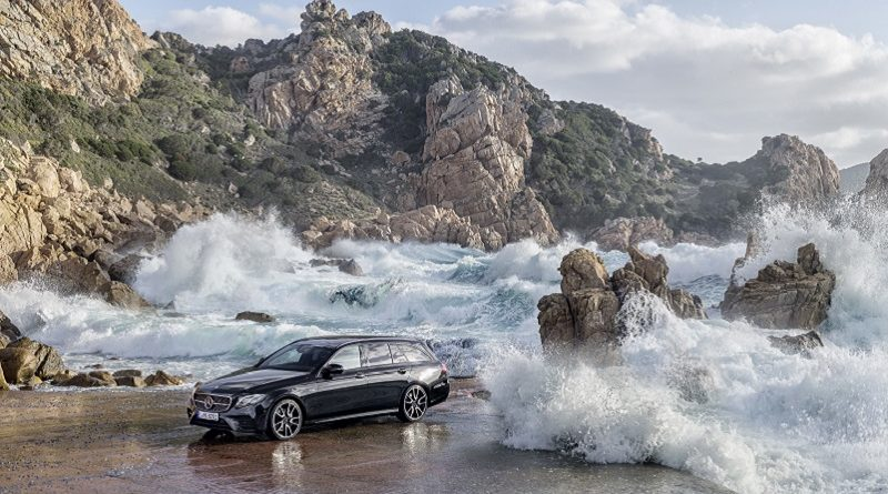 Mercedes amg e class estate (br 213) 2016